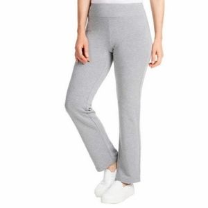 Dalia Gray Cotton/Modal Pants XS